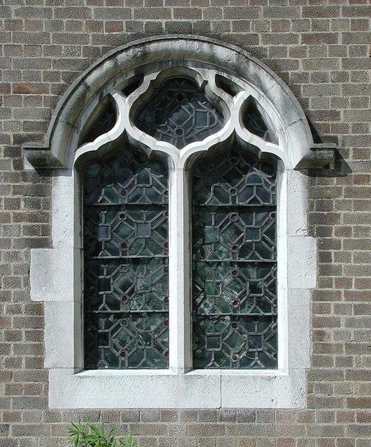 St Anselm, Uppingham Avenue, Belmont - Window