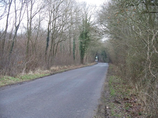 Road to Great Wolford