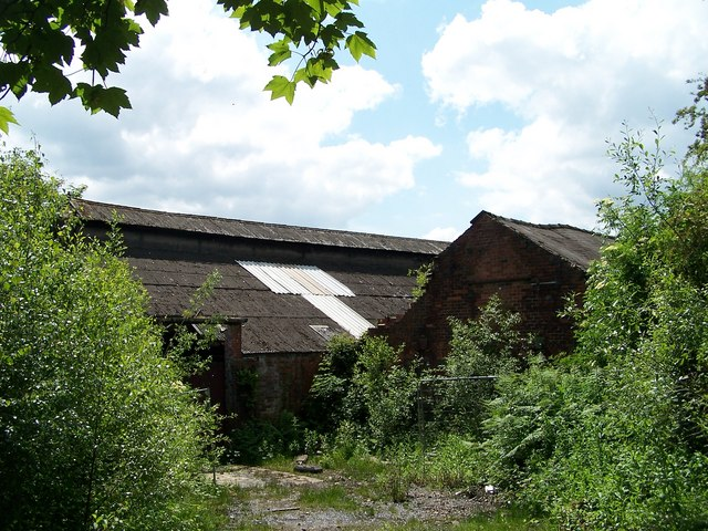 Former Kenyons Precision Grindings Factory, Little Matlock Lane, Loxley, Sheffield - 4