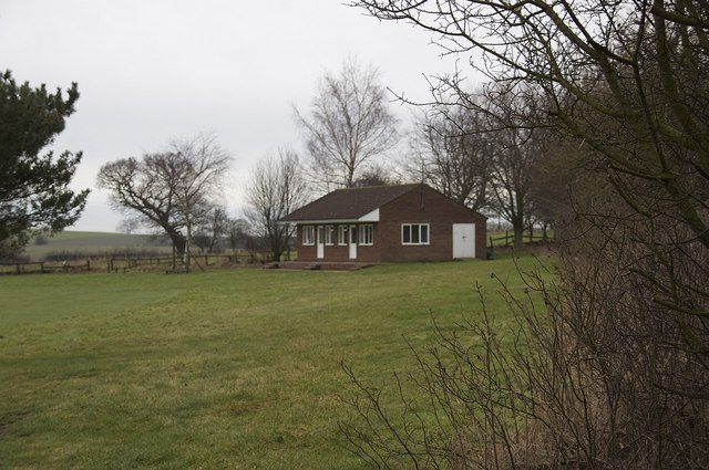 The Cricket Pavilion, East Harlsey
