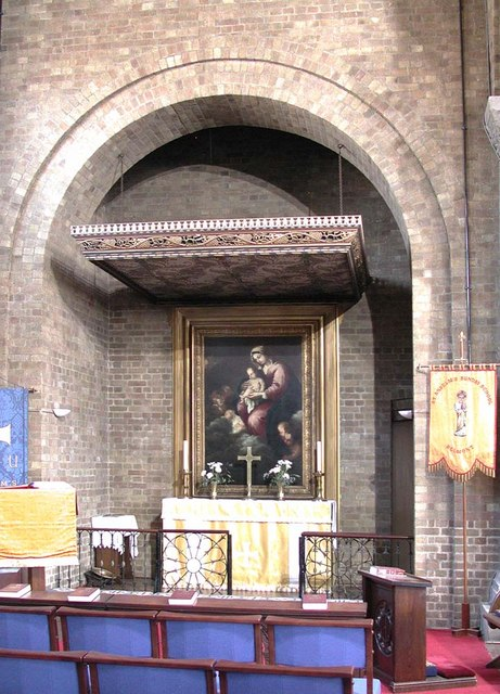 St Anselm, Uppingham Avenue, Belmont - Chapel
