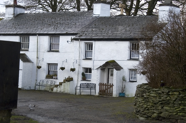 Low Fold farmhouse