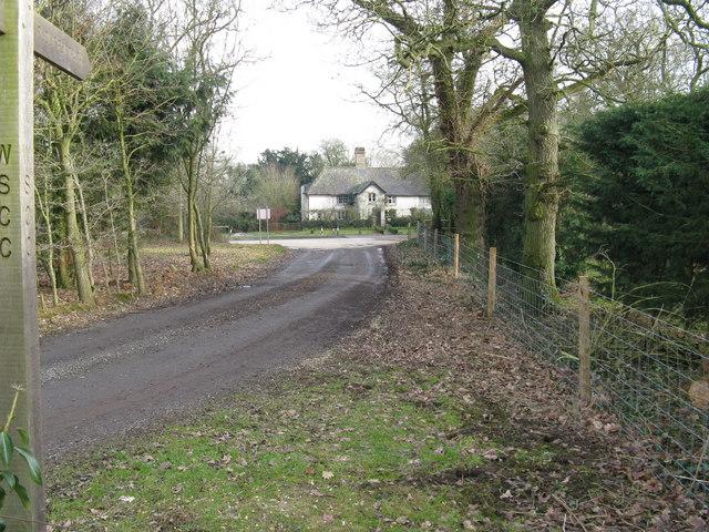 Cottage at Broadford Bridge
