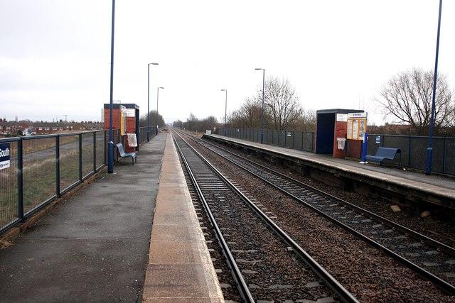 Thorne South railway station