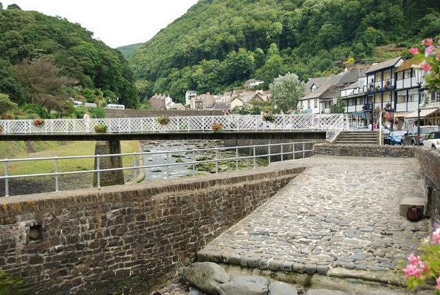 Lynmouth: The River Lyn