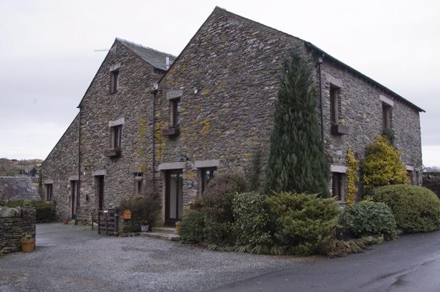 Milldam Barn near Crook