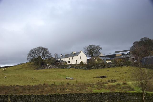 Crook Hall farm