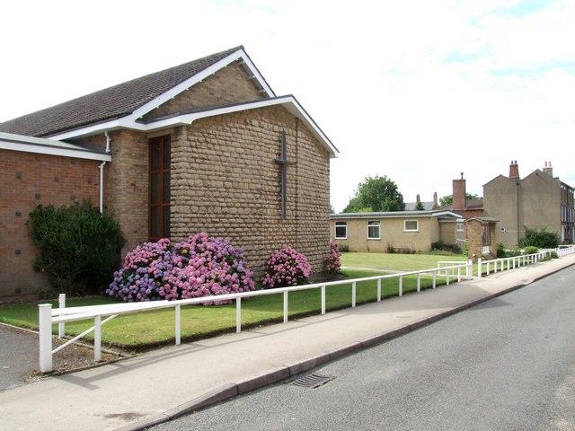Methodist Church and Hall, Horncastle
