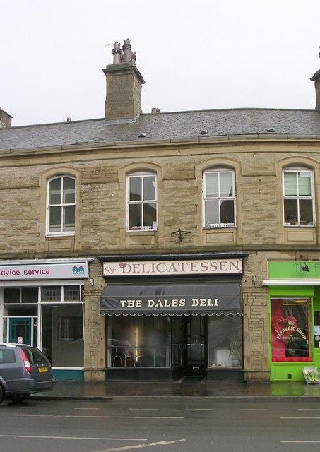 The Dales Deli - North Street