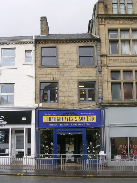 H Hargreaves & Son Ltd - High Street