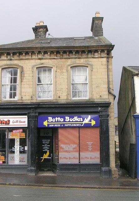 Betta Bodies - High Street