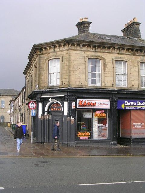 Khans Gill House - High Street