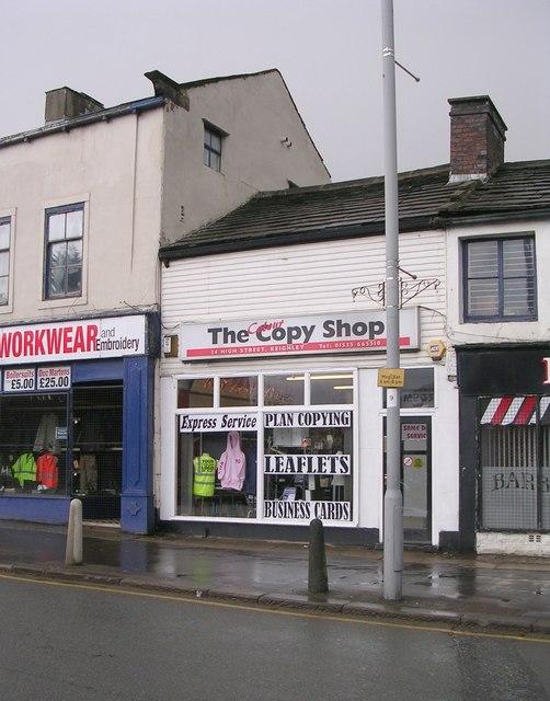 The Colour Copy Shop - High Street