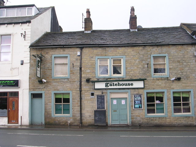 The Gatehouse Bar - High Street