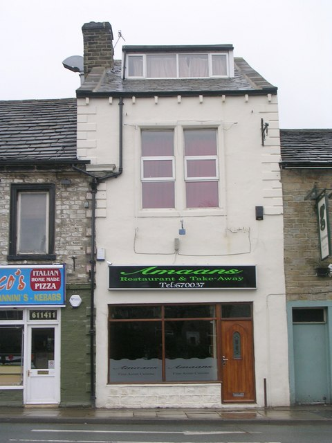 Amaans Restaurant & Takeaway - High Street