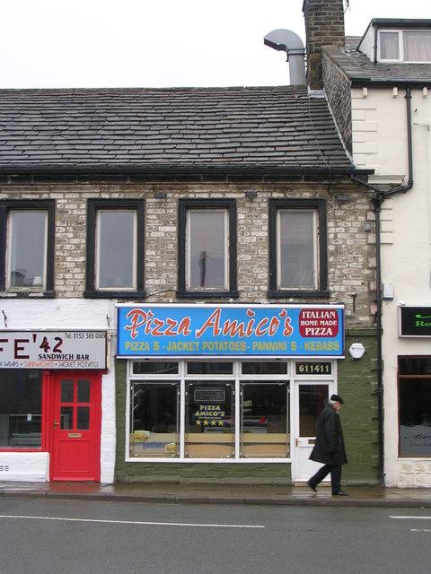 Pizza Amico's - High Street