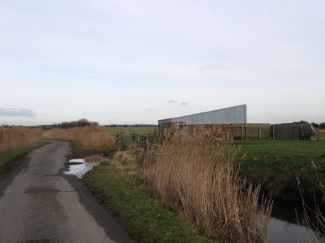 Barn, New Bridge Road