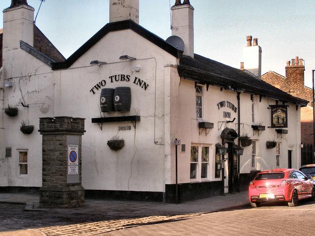 Two Tubs Inn, The Wylde, Bury