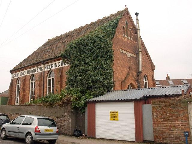Former chapel, Bridgwater