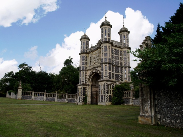 The Gate House to Eastwell Park