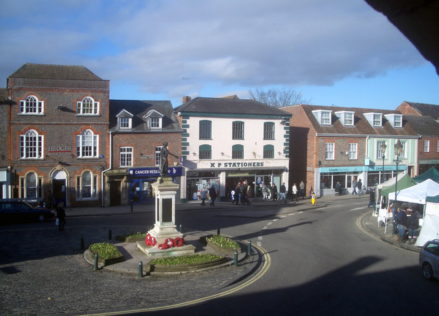 Wallingford Market Place