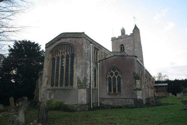 North side of St Andrew's