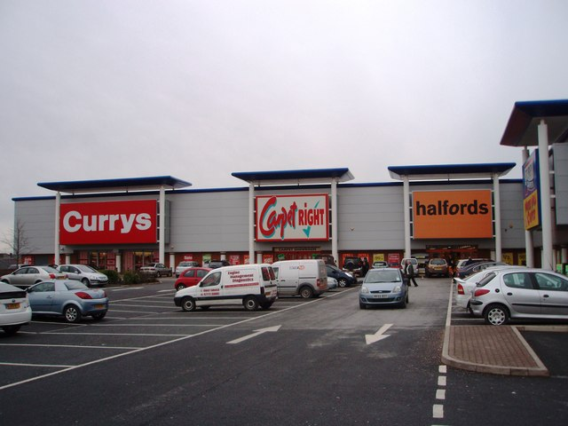 Superstores at Cleveland Retail Park