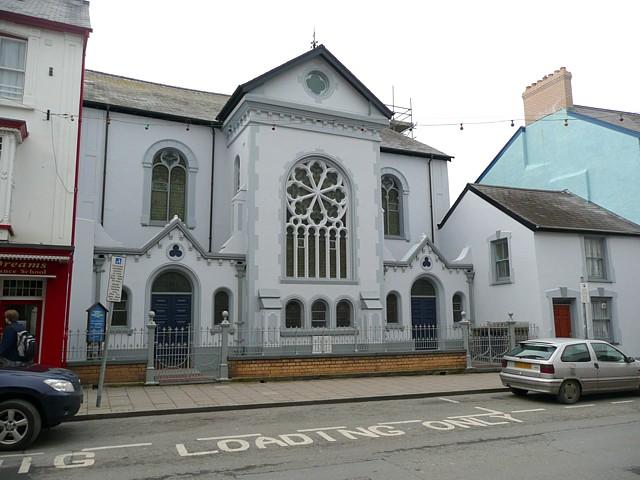 Tabernacle Calvanistic Methodist Chapel, Pendre