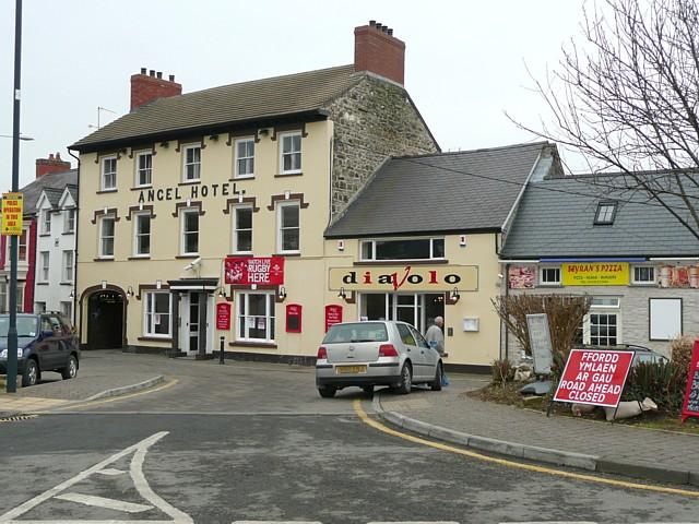 The Angel Hotel, Cardigan
