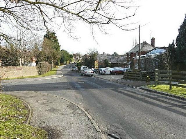 Church Hill, Kingsnorth