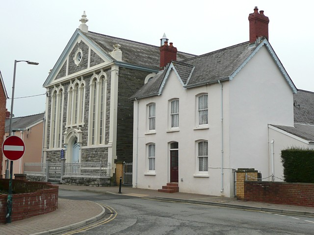 Capel Mair Independent Chapel, Feidrfair, Cardigan