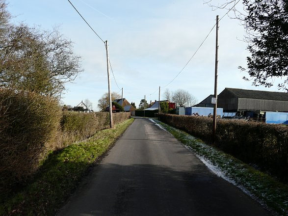 Bond Lane, Kingsnorth