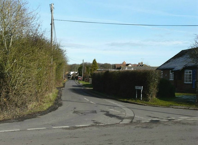 Stumble Lane, Kingsnorth