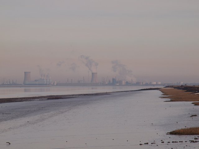 Humber Foreshore near New Holland