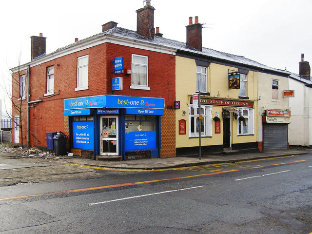 Corner Shop, Spring Lane