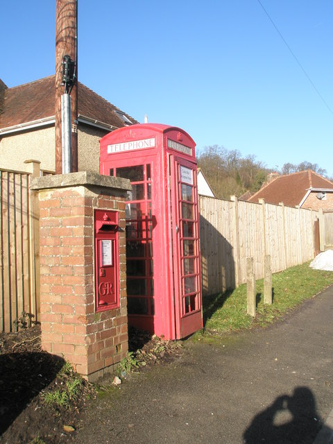 Communications hot-spot in Lion Lane