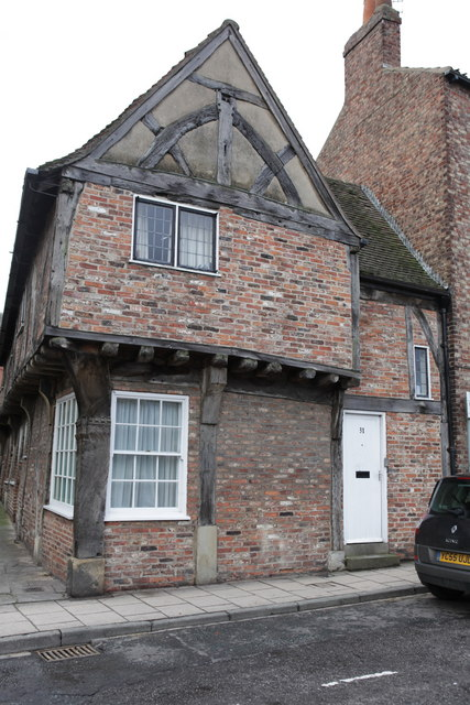 Tudor style house, on North Street