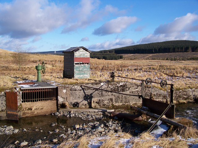 Potrenick River Intake