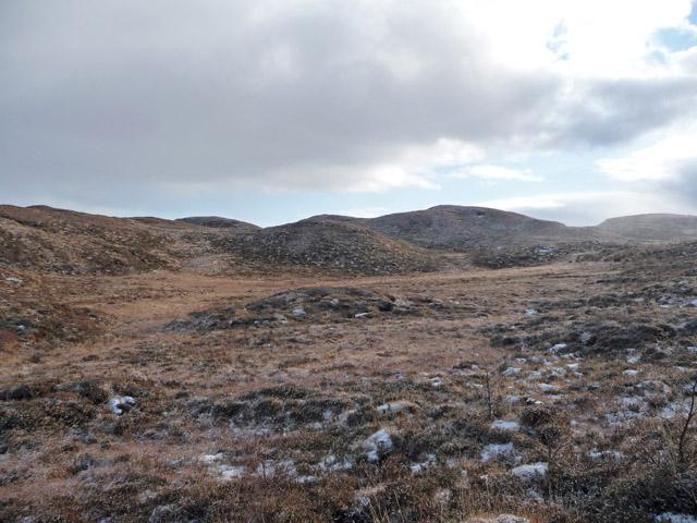 Moorland above Tarskavaig