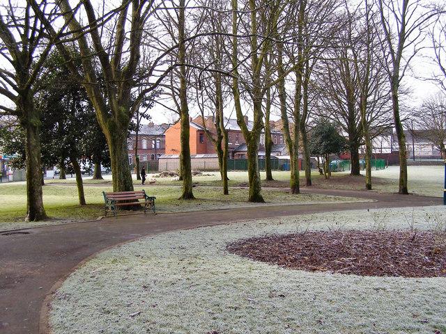 Hoyles Park, Chesham Fold