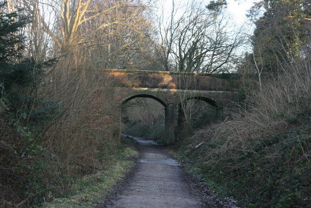 Bridge over the Forest Way