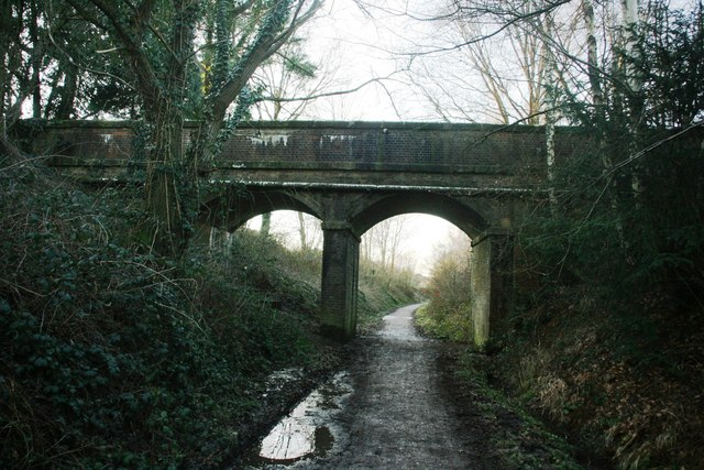 Pixton Hill Lane Bridge, Forest Way