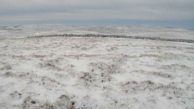 Summit of Mealowther