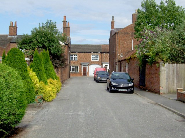 Croft Street, Horncastle