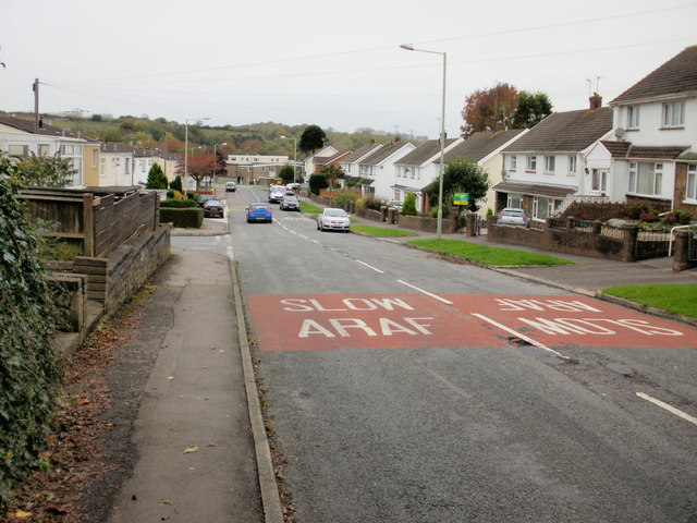 Wild Mill Lane, Bridgend
