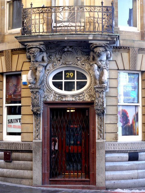 Doorway, 29 Collingwood Street