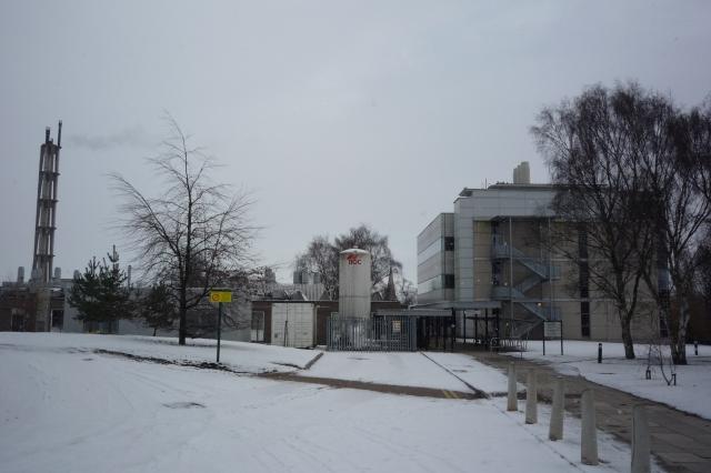 Chemistry in snow