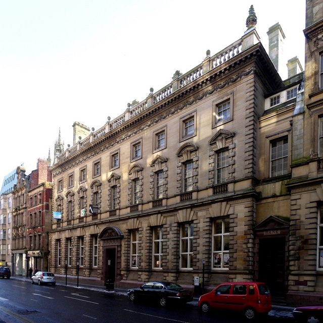 Lloyds Bank Chambers, Collingwood Street