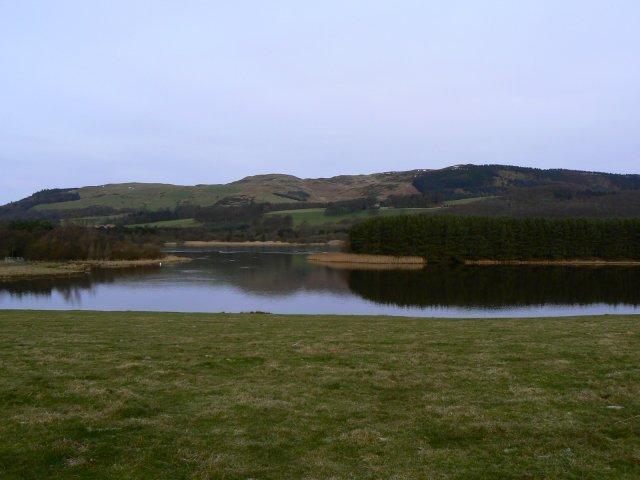 Reflections in Loch Ore