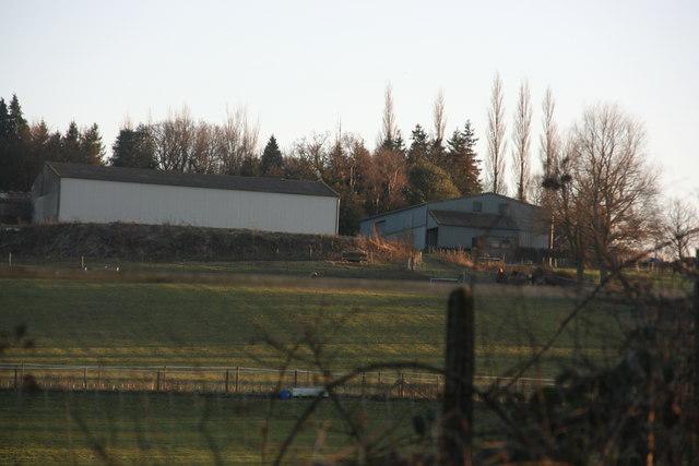 Upper Parrock Farm